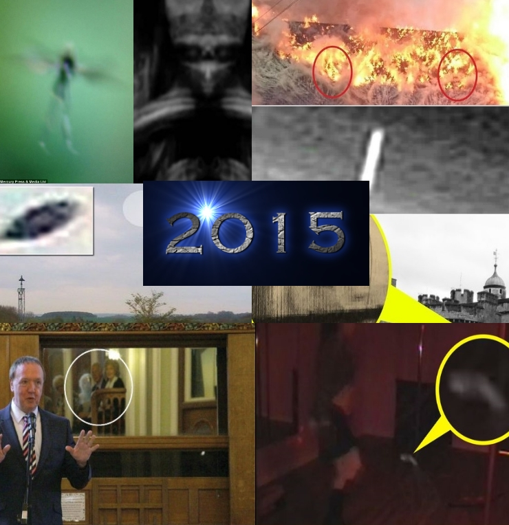 2015 The Paranormal year in review