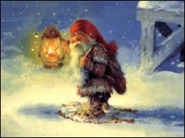 A Visit from Trolls, Goblins and Gnomes for the ChristmasSeason